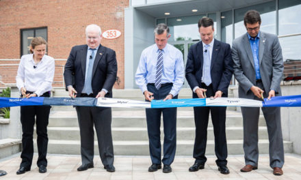 DuPont Industrial Biosciences opens renovated HQ