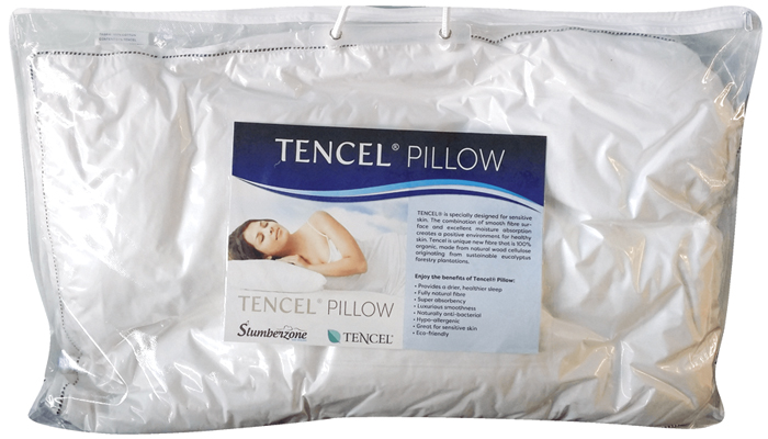 Distinct advantages of using TENCEL fibres for pillows