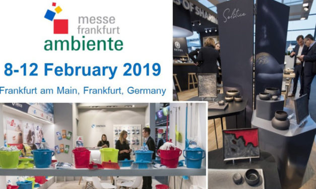 450 Indian exporters at Messe Frankfurt's Ambiente 2019
