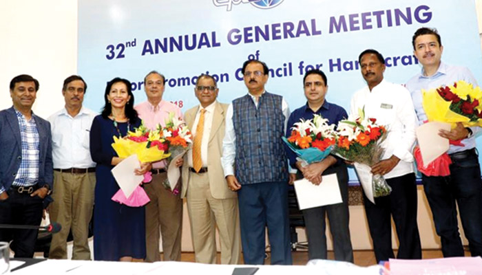 EPCH achieved record number of membership in 2017-18