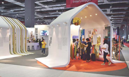 Intertextile Shanghai Home Textiles