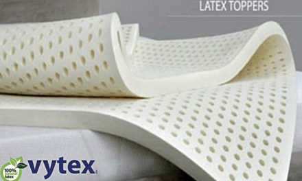 Vystar unveils all-natural latex foam mattress topper