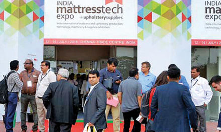 India Mattresstech Expo A positive step in the right direction
