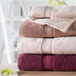 Bedding and bath collections provide comfort and durability