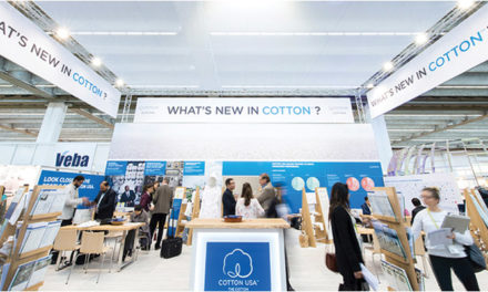 Cotton USA presents innovative technologies at Heimtextil