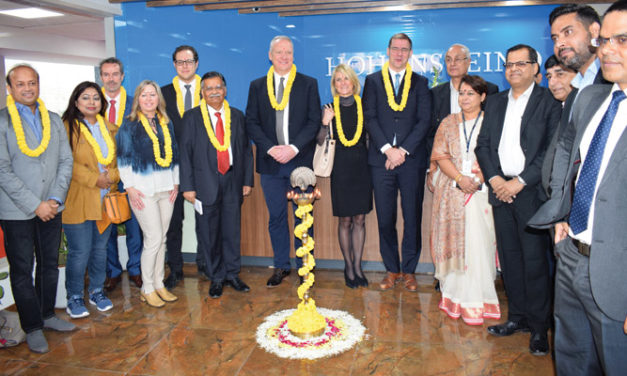 Hohenstein growing network of expertise by opening lab in India