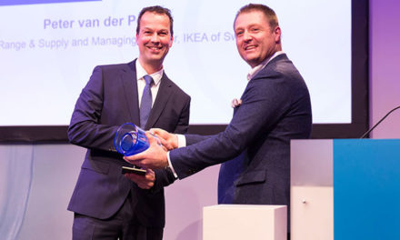 IKEA receives Davos circularity award