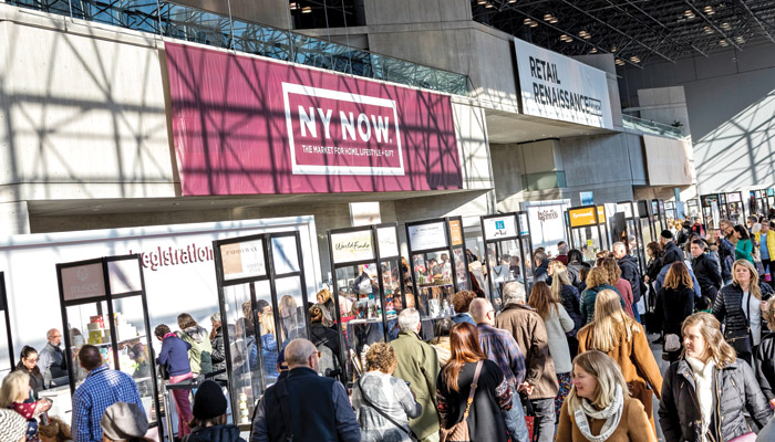 NY NOW Winter 2019 market delivers an industry shifting experience