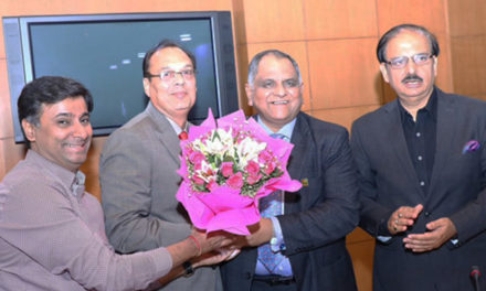 Ravinder Kumar becomes Chairman of EPCH