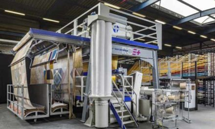 Vandewiele to present carpet weaving machines at ITMA 2019