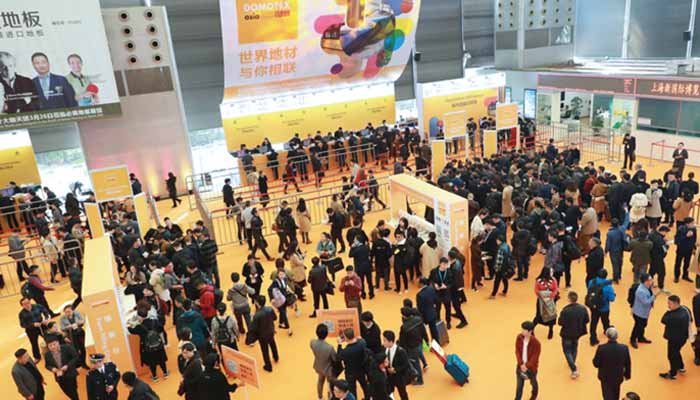 21th edition of DOMOTEX Asia/CHINAFLOOR