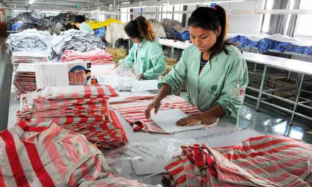 China's textile, garment exports up in May