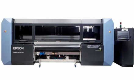 First 16 colour digital textile printer by Epson