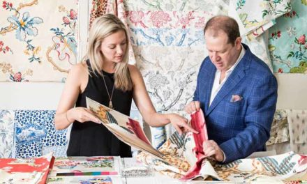 Fuigo and home furnishing brand Kravet join hands