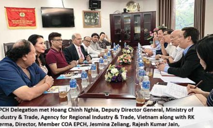 High level delegation visits Vietnam For marketing and skill development