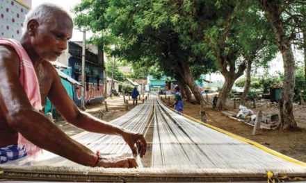 Musiri handloom weavers stare at a bleak future