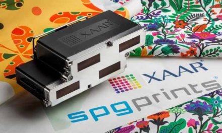 SPGPrints and XAAR to showcase latest dye sublimation innovations at ITMA 2019