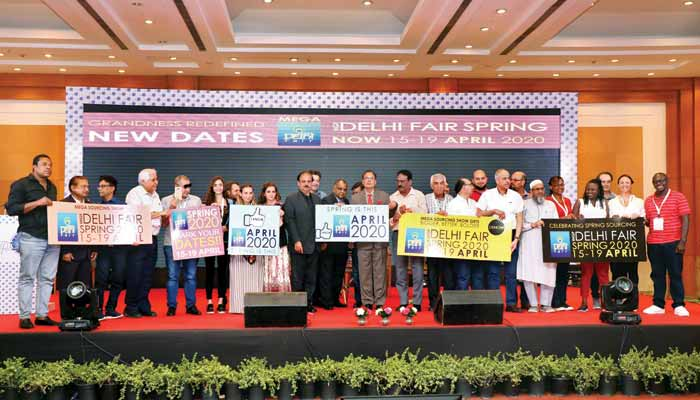 Spring edition of IHGF-Delhi Fair to be held in April 2020
