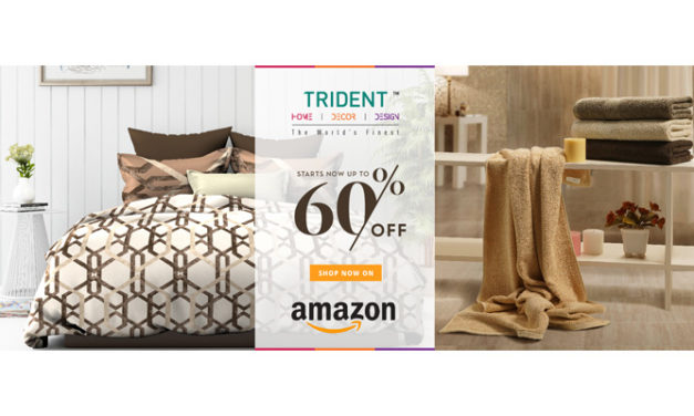 Amazon launches products by Trident Group
