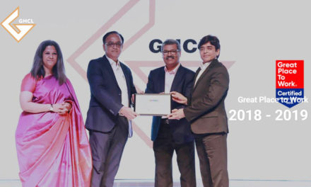 GHCL among best 100 workplaces in India