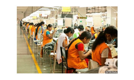 Indian textiles sector's employment increasing
