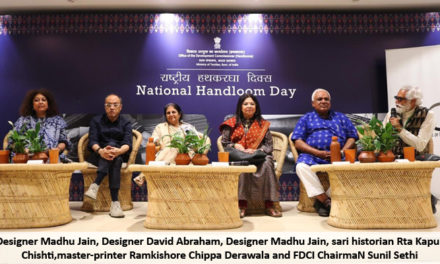 Fashion Design Council of India organises Handloom Symposium