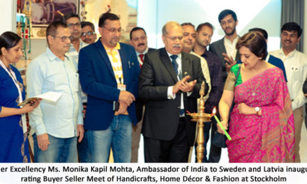 India organises Buyer Seller Meet in Denmark