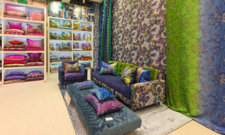 Intertextile Shanghai Home Textiles opens next week