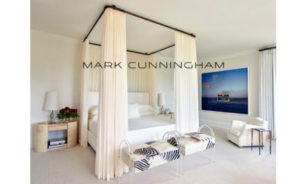Mark Cunningham unveils furnishings collection