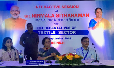 FM meets industry representatives in Chennai