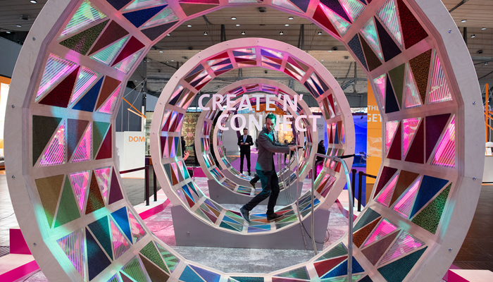 Framing Trends to feature amazing installations at DOMOTEX 2020