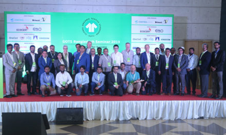 GOTS Bangladesh Seminar 2019 connects supply chain