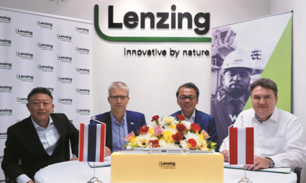 Lenzing signs EPCM contract with Wood for world's largest lyocell plant