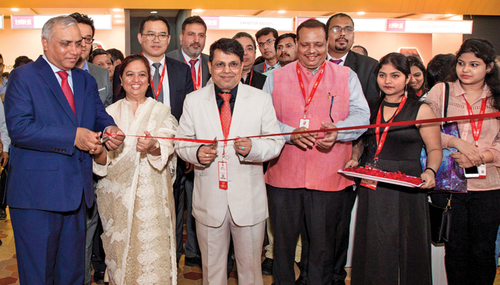 HGH India 2019 Provides new impetus to Indian market for home products