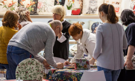 Heimtextil Russia's visitors numbers exceed last year result