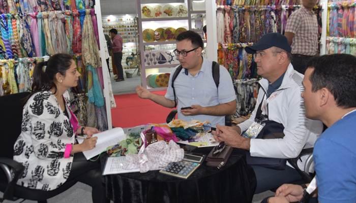 IHGF – Delhi Fair concludes with visit of 7312 buyers