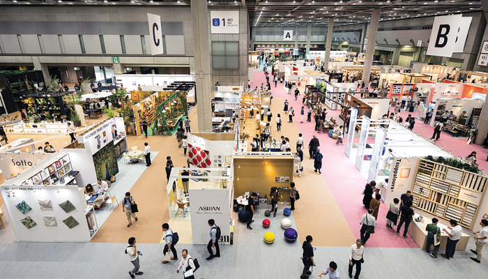 Interior Lifestyle Tokyo 2019 focuses on quality and promotion of young talents