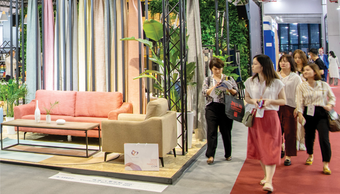 Intertextile Shanghai Home Textile Trends – Autumn 2020