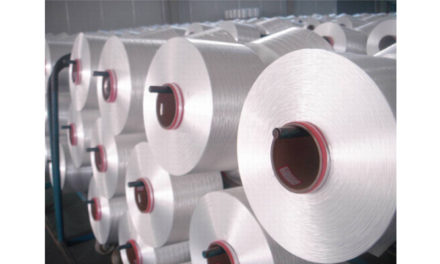 Polyester yarn exports rising globally