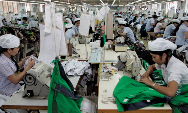 Vietnamese garment & textile industry keeping up well with Industry 4.0