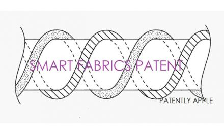 Apple gets patent for smart fabrics