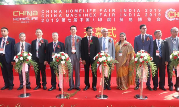 China Homelife and Machinex India begins in Mumbai