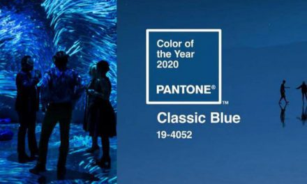 Classic Blue becomes Pantone Colour of Year