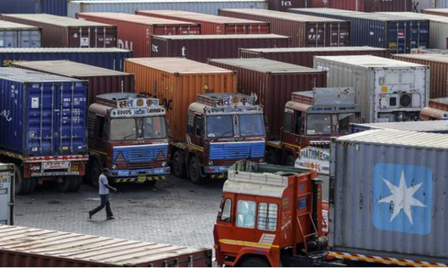 November exports declined marginally by 0.34 percent