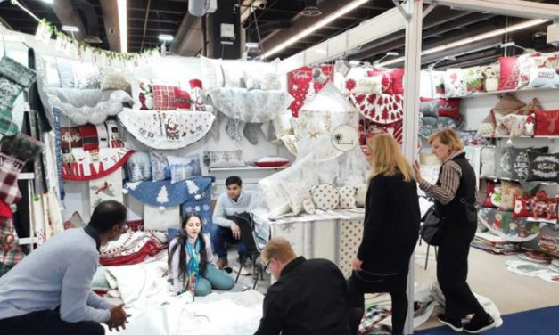 India pavilion inaugurated at Heimtextil 2020