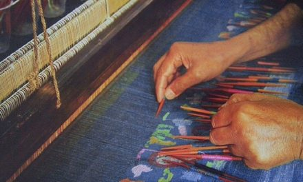 Kanihama in Kashmir getting developed as handloom village