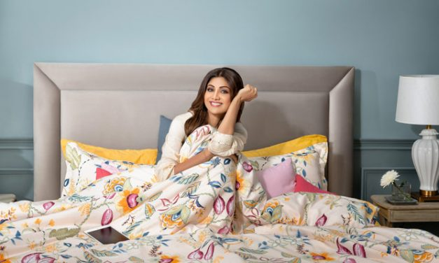 Shilpa Shetty Kundra's bedroom decor makes a fashionable statement with Stellar Homes