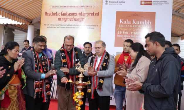 EPCH inaugurated Thematic Exhibition-cum-sale of Crafts produced by skilled artisans