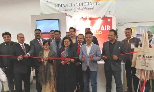 Projecting India as profitable business destination and handmade in India at the Ambiente 2020